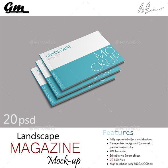 New Landscape Magazine