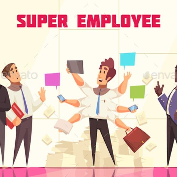 Super Employee Composition