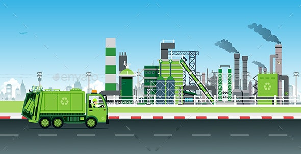 Recycling of Factory Waste - Industries Business