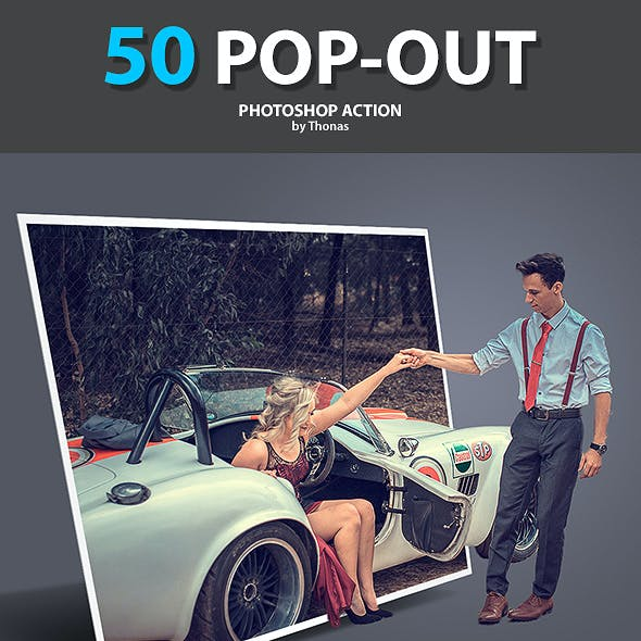 50 Pop-out