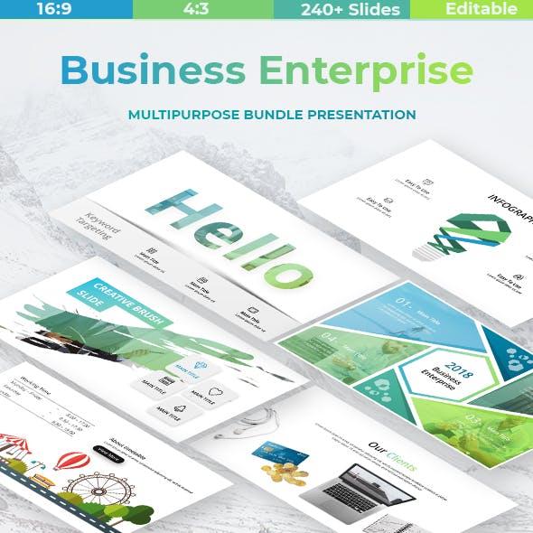 Business Enterprise Keynote Template
