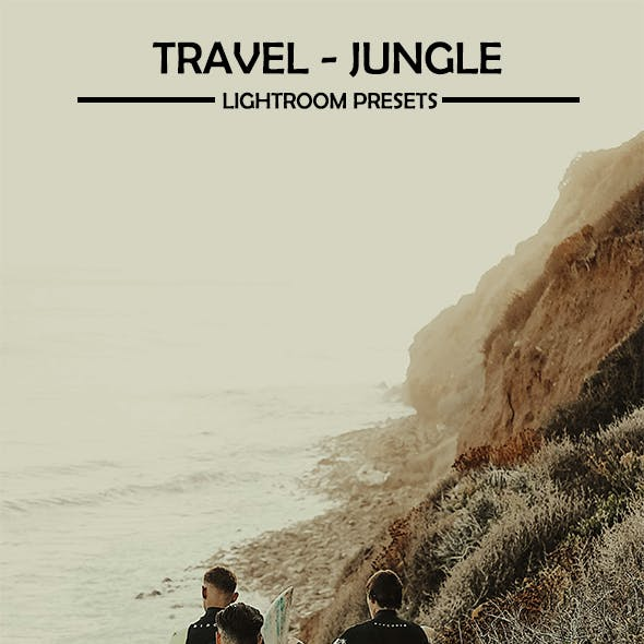 Travel & Jungle Presets