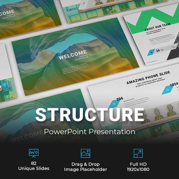 Structure PowerPoint Presentation