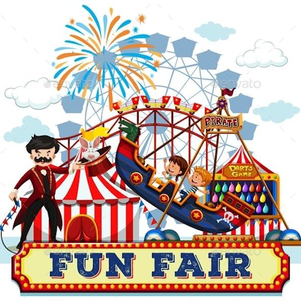Fun Fair And Rides
