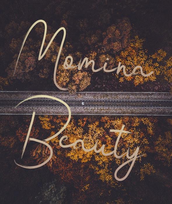 Momina - Handwriting Fonts