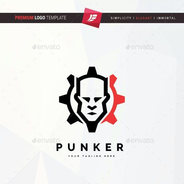 Punker Gear Logo