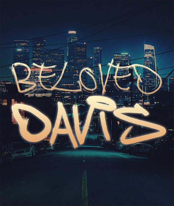 Davis - Graffiti Fonts