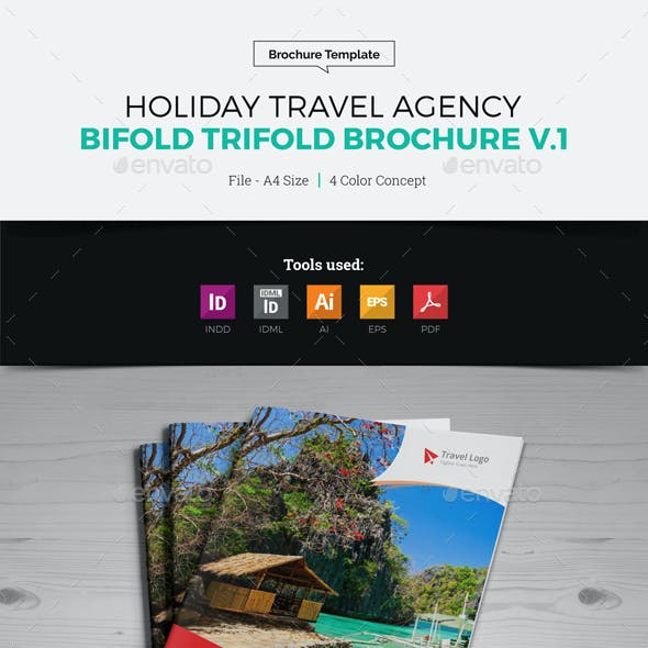 Travel Agency Brochure Pdf