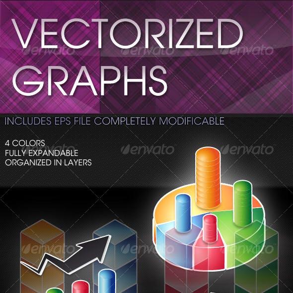 Vectorized Graphs