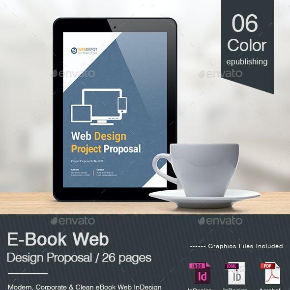 E-Book Dark Web Design