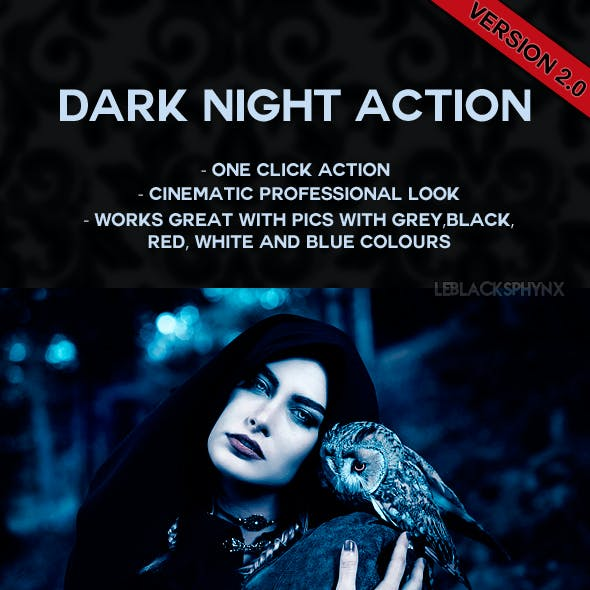 Dark Night Action