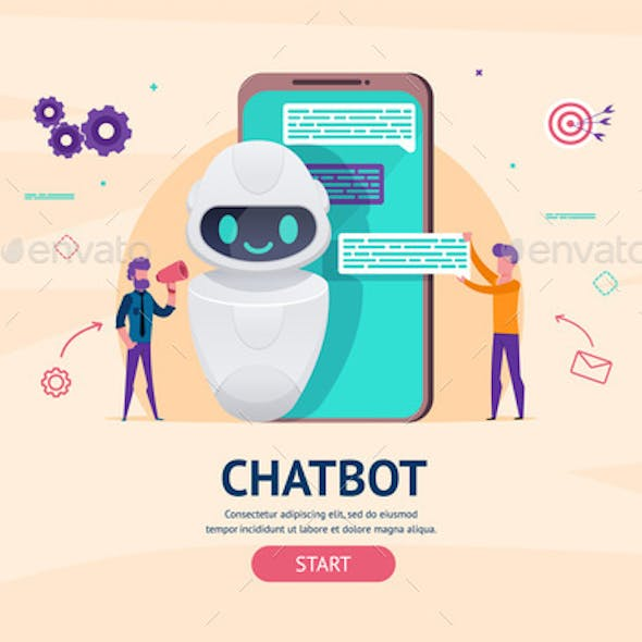 Chatbot Graphics, Designs & Templates from GraphicRiver