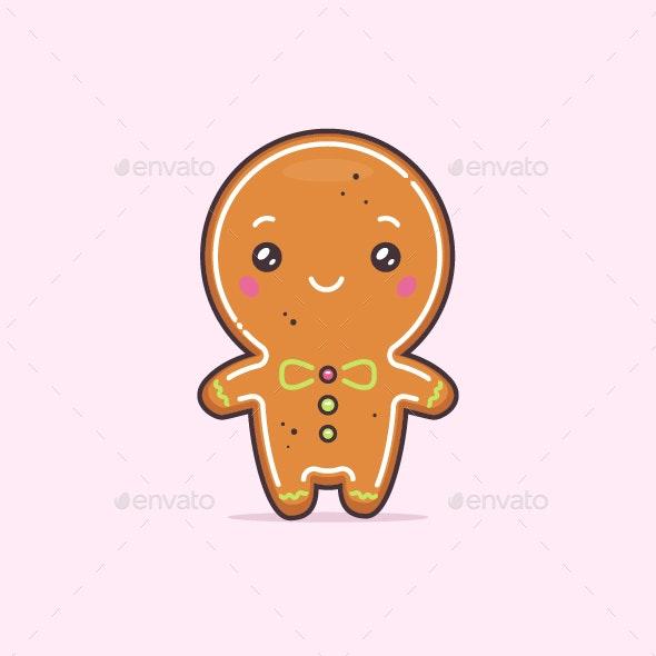 Gingerbread - Christmas Seasons/Holidays