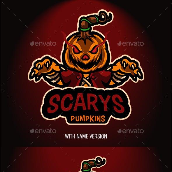 Pumpkins Esports Logo