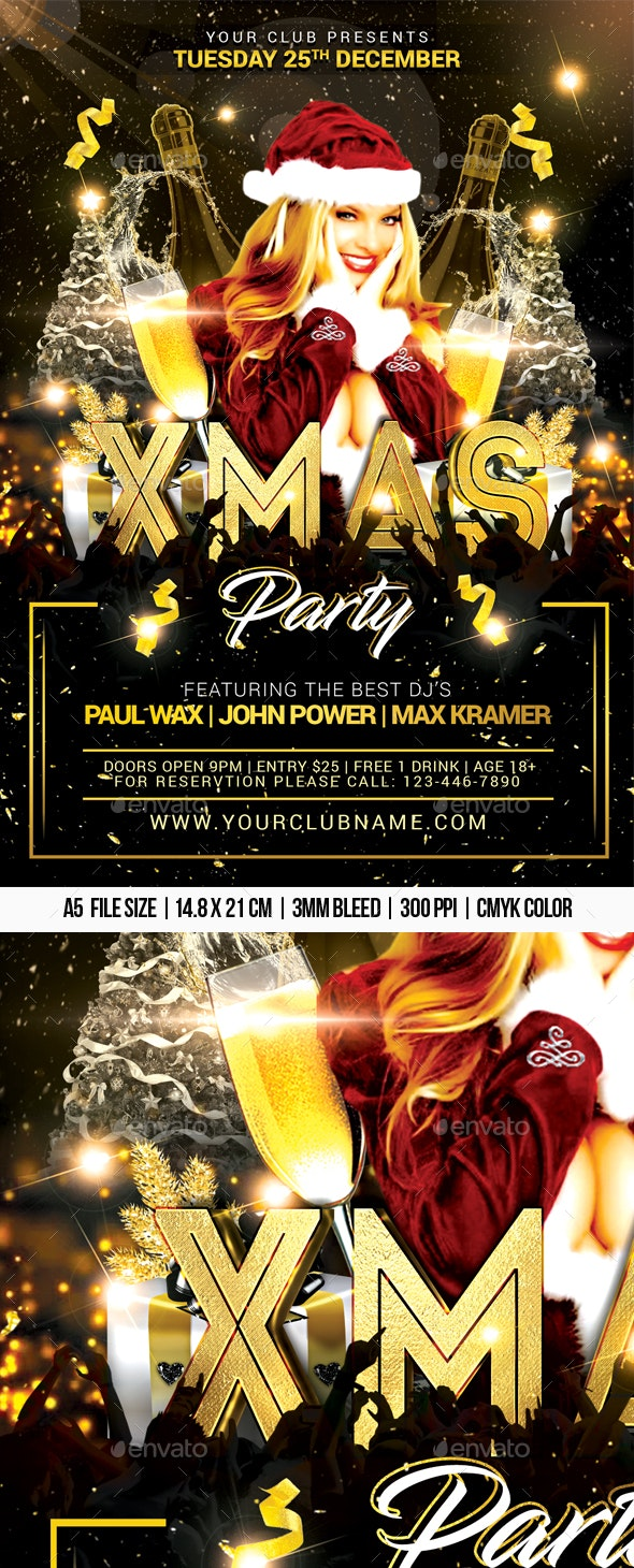 Xmas Party - Clubs & Parties Events