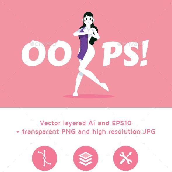 Error 404 Page Sexy