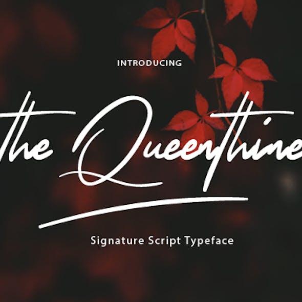 The Queenthine