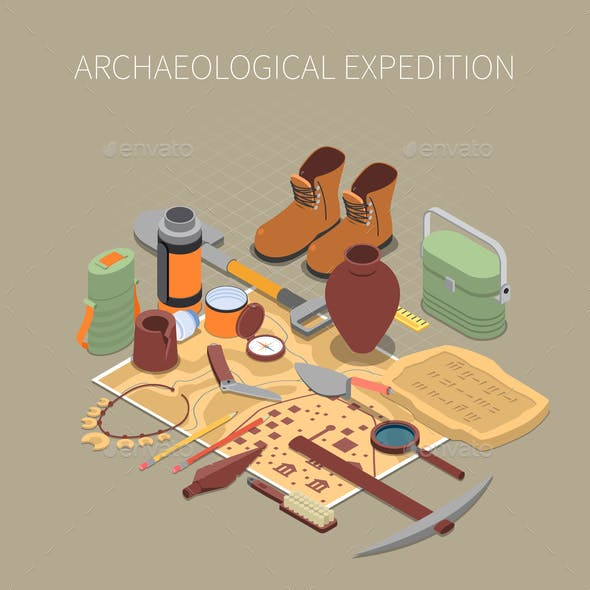 Archaeological Expedition Concept
