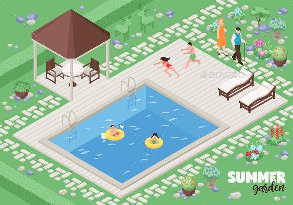 Landscape Design Poster - Sports/Activity Conceptual