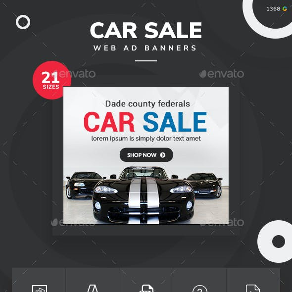 Car Sale Banners - Updated!