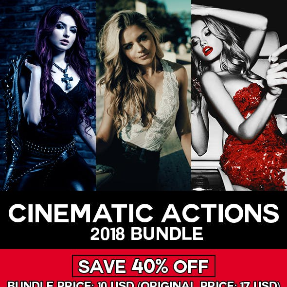 Cinematic Bundle '18
