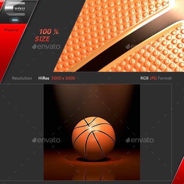 Basket Ball Spot Light