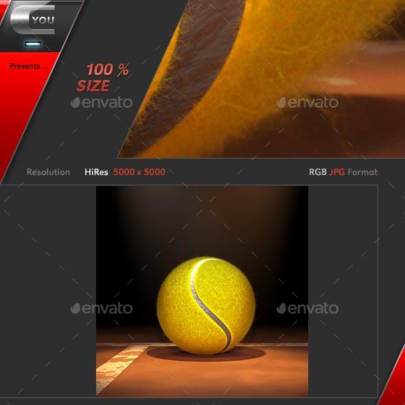 Tennis Ball Spot Light