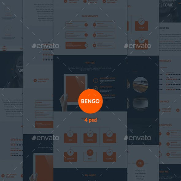 Email Newsletter - Bengo