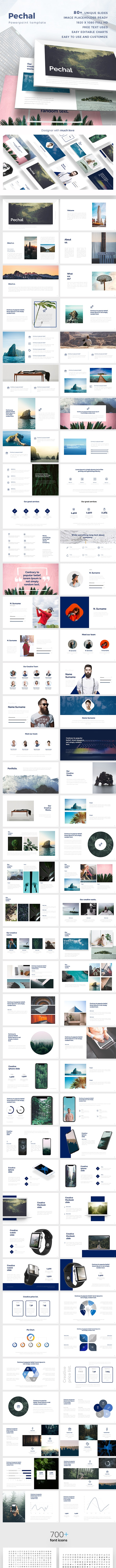 Pechal Powerpoint Presentation Template - PowerPoint Templates Presentation Templates