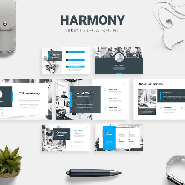 Harmony - Business Presentation