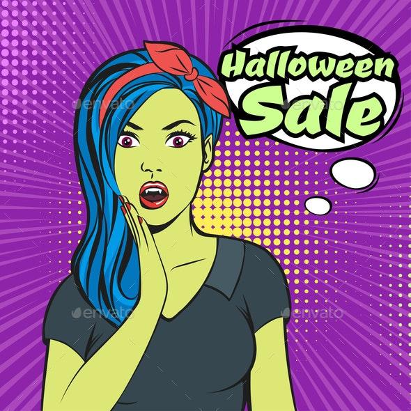Halloween Sale - Halloween Seasons/Holidays