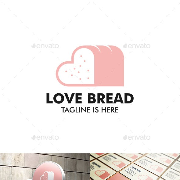 Love Bread Logo