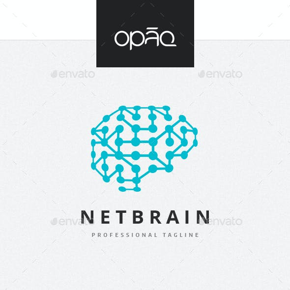 Network Brain Logo