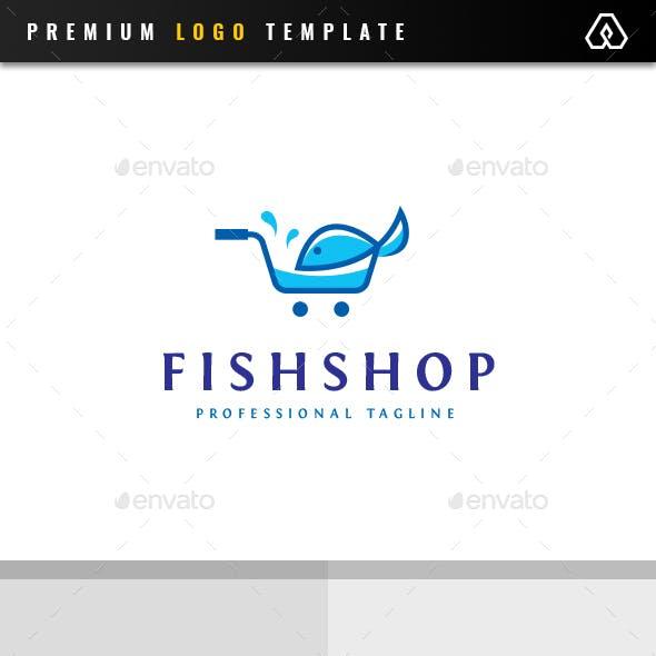Aqua and Fish Animal Logos from GraphicRiver