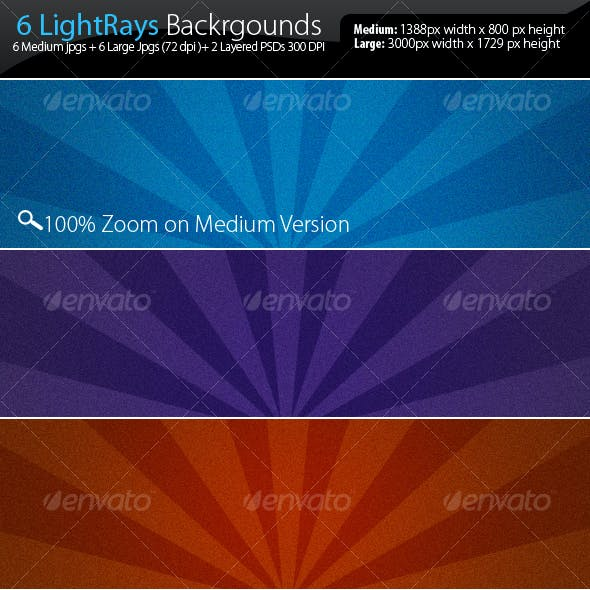 Cool Burst of Light Rays Background files