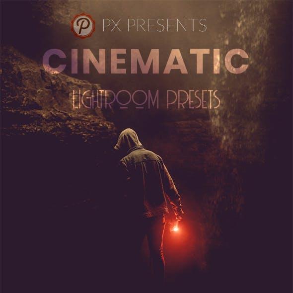 10 Premium Cinematic Lightroom Presets