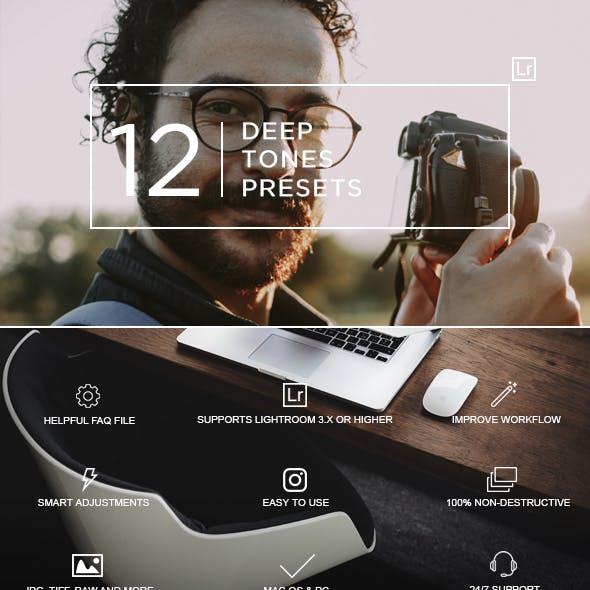 12 Deep Tones Presets