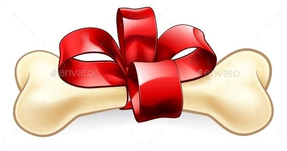 Pet Dogs Bone Christmas or Birthday Gift - Christmas Seasons/Holidays