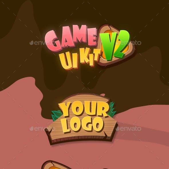 Game UI Kit V2