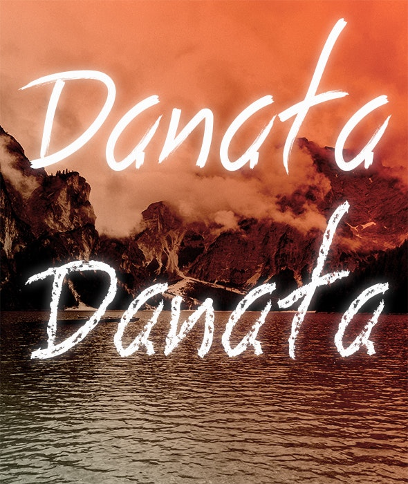 Danata - Cool Fonts