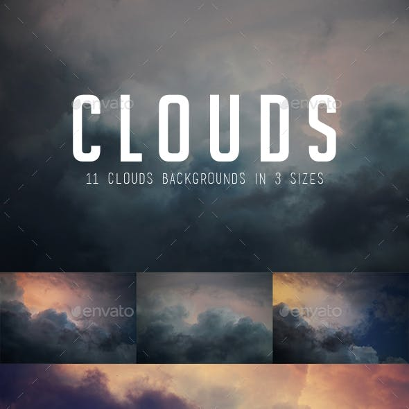 Clouds Sky Backgrounds