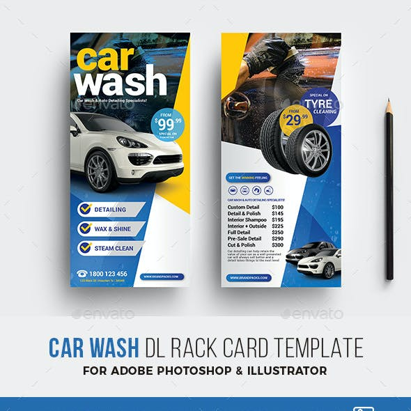 Car Wash DL Card