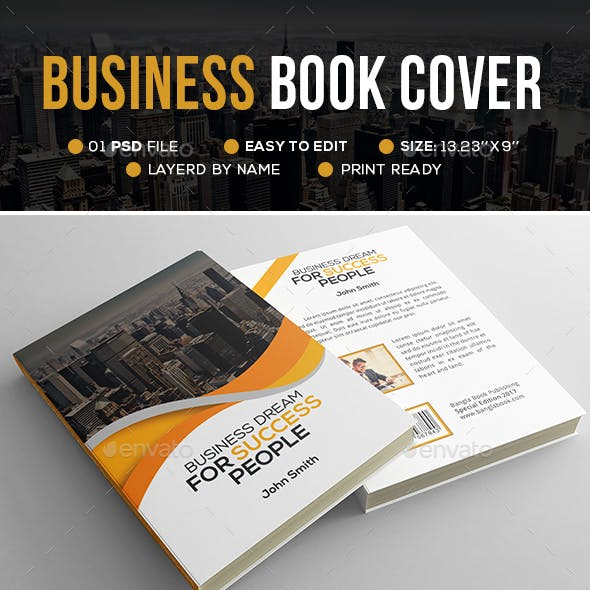 Business Book Cover