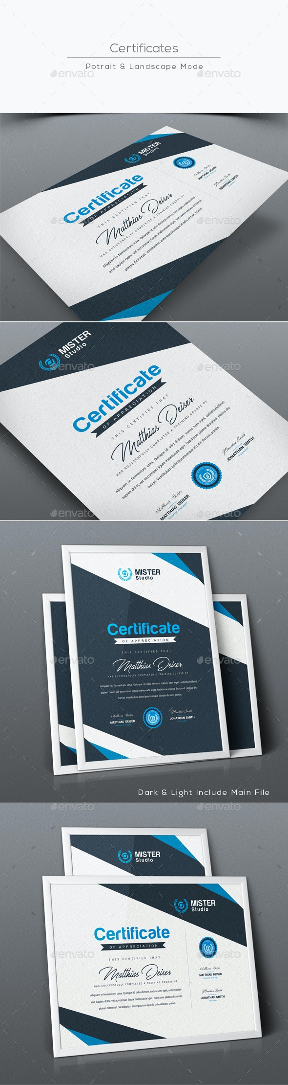 Certificates - Certificates Stationery