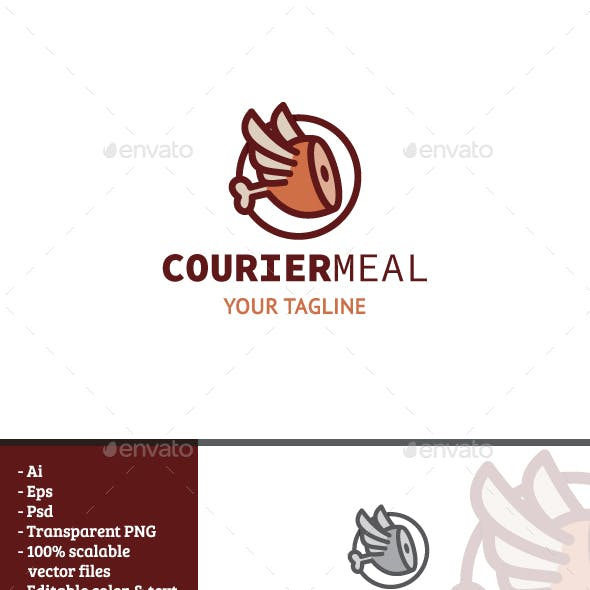 Courier Meal