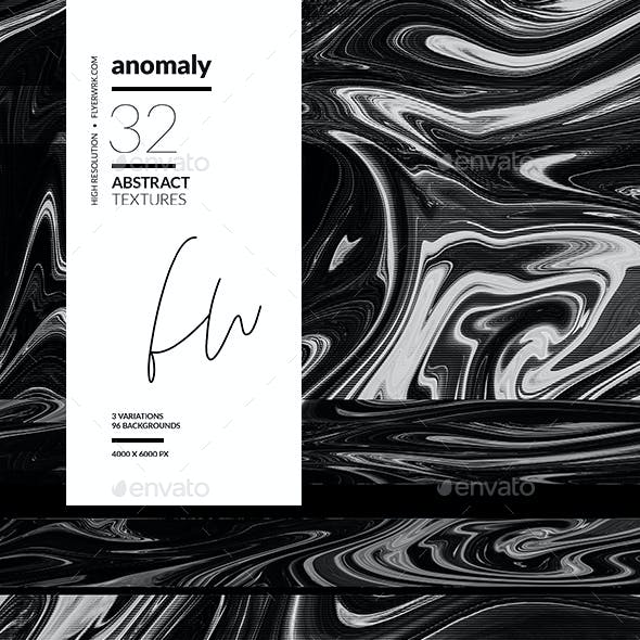Anomaly - 32 Abstract Glitch Textures