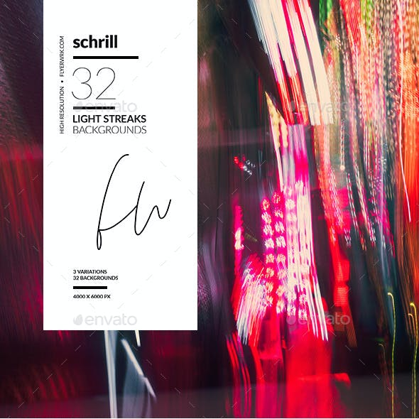 Schrill - 32 Light Streaks