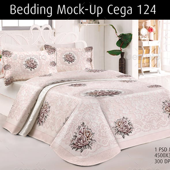 Bedding Mock-Up Cega 124