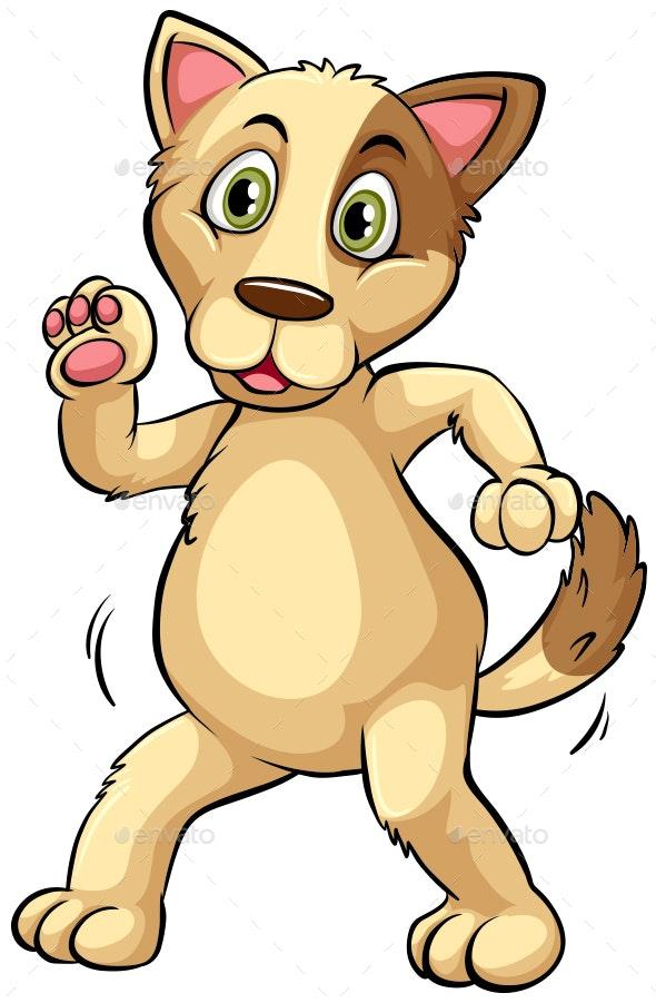 Dancing Dog - Animals Characters