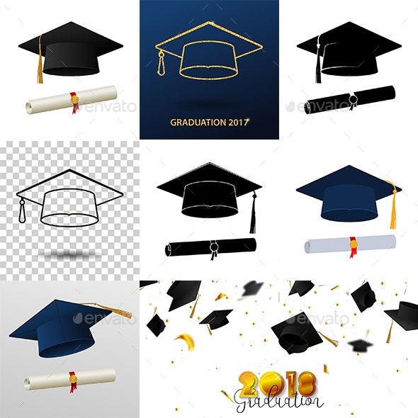 Graduation - Miscellaneous Seasons/Holidays